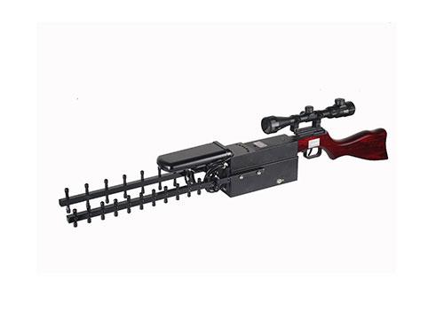 枪式无人机屏蔽器LJ-QSGR